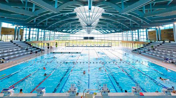 La piscine olympique du Grand Dijon certifie QUALICERT