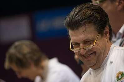 Stéphane Derbord, chef étoilé dijonnais © Clément Bonvalot