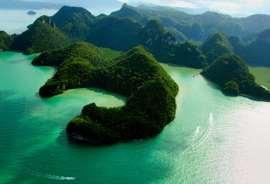 L'archipel de Langkawi © D.R.