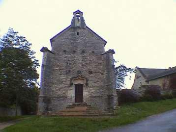 Laives Chapelle de Lenoux XV°