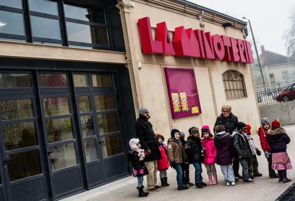 Inauguré ce week-end, la Minoterie accueille déjà son public © Clement Bonvalot