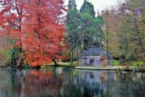 Parc de la Bouzaize à Beaune: l'eau détrône Bacchus