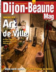 Dijon-Beaune Mag numéro 38: spécial Art de Ville