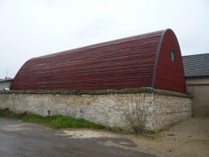 Domaine Leflaive: biodynamique cave de l'œuf
