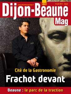 Dijon-Beaune Mag, le numéro 40