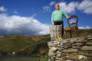 Vincent Bouchard, le Bourguignon du Douro