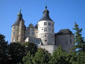 Si Doubs, si proche: Montbéliard ou la vie de château