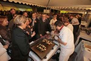 Dijon fait son show gourmand