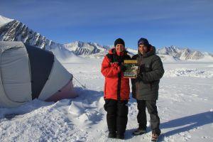 Bourgogne Magazine à la conquête du Pôle sud