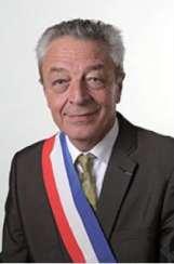 Alain Millot - Maire de Dijon - photo DR