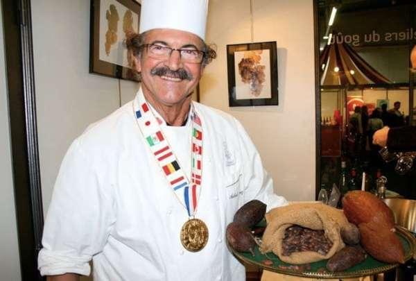 Mickaël Azouz, Chocolatier Pâtissier, Champion du Monde en 1989