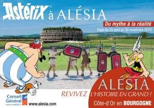Astérix à Alésia: voici l'affiche!