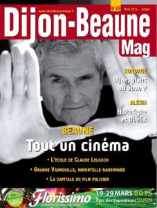 Dijon-Beaune mag entre la terre et l'intrigue