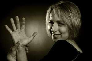 Ferme de JAnne : ces mains ont une forte tête