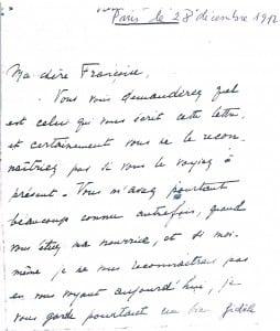 Extrait lettre 1