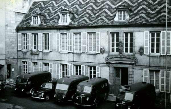 Godrans avant - Dijon-Beaune Mag