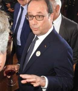 François Hollande promet d'accompagner les Climats de Bourgogne