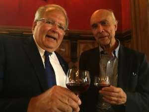 Champagne et Bourgogne sur un front commun