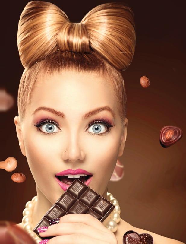 y'a Beaune chocolat