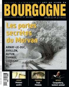 Bourgogne Magazine: portes ouvertes (et secrètes) sur le Morvan