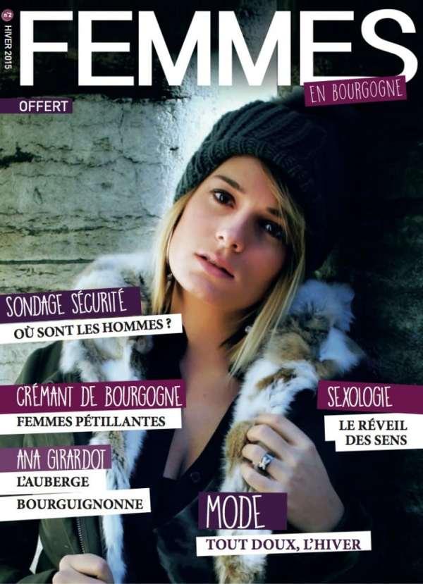 Femmes en Bourgogne hiver 2015