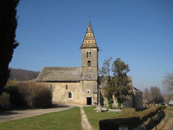 Eglise st antoine fixey