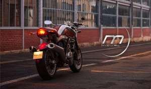 La moto la plus chère du monde est à Prenois