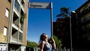 En Italie, Dijon c'est Digione
