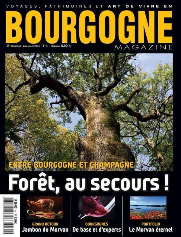 Bourgogne Magazine 49 foret chatillonais et champagne