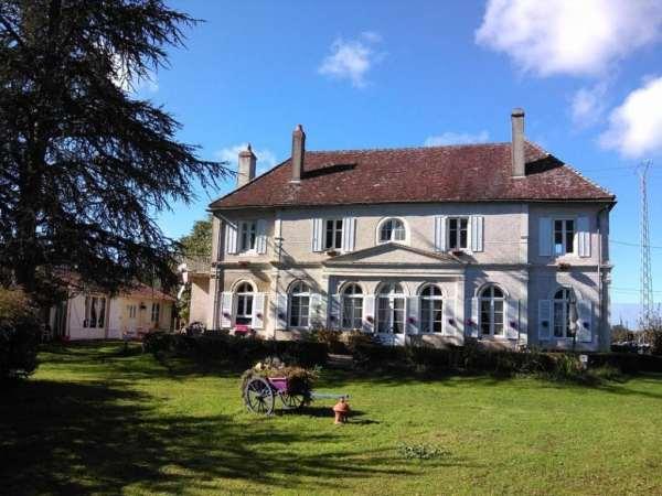 Chambre d'hôtes Demeure De l'île Rollet à Saint-Jean-de-Losne