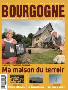 Bourgogne Magazine, un numéro par tous les vents