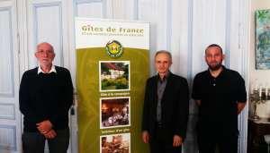 Gîtes de France : Côte-d'Or et Nièvre logés à la même enseigne