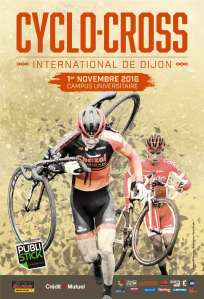 Cyclo-cross international de Dijon : tous au campus mardi !