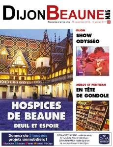 Le Dijon-Beaune Mag spécial Hospices de Beaune est consultable en ligne