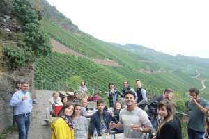 Vin sur vin pour le nouveau blog d'étudiants aux Arcades