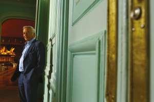 François Rebsamen à livre ouvert et en toutes confidences