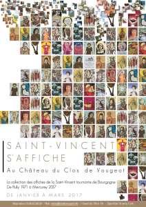 Saint-Vincent se tape l'affiche au Clos de Vougeot