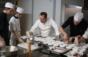 Quand le CFA La Noue recrute Eric Pras en cuisine