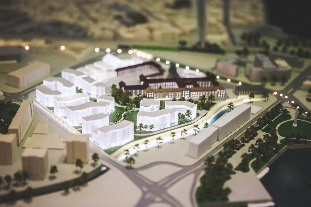 Dijon : 4 500 visiteurs pour la Maison du Projet de la Cité de la Gastronomie et du Vin