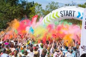 Savigny-lès-Beaune : une course colorée pour le handicap