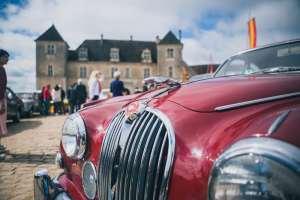Route des Grands Crus : un anniversaire rétro au château