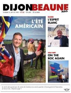 Dijon-Beaune Mag à l'américaine !