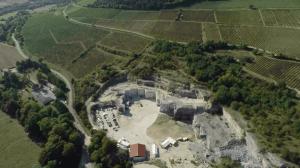 Un 25000ème visiteur pour La Karrière à Villars-Fontaine