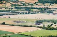 France Montgolfières vol archéo Alésia@E.Barra26