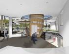 Mâcon Vue demi étage ter © BIVB RBC Architecture