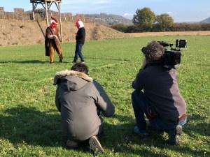De Caunes plante sa Gaule en Bourgogne-Franche-Comté