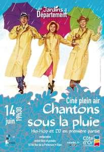 Singin' in the Rain aux Jardins du Département