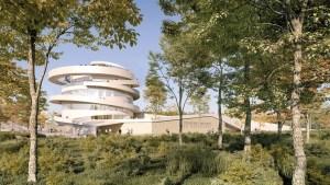 Cité des vins de Beaune, projet circuit court