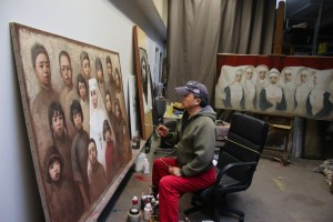 Art : quand la Chine s'invite à Beaune