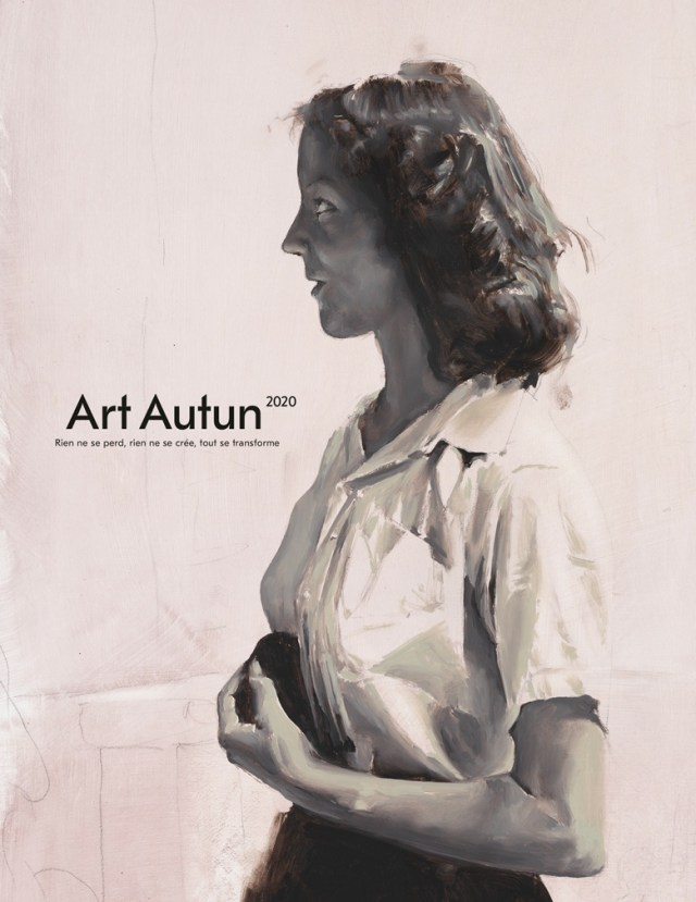 Affiche de l'expo Art Autun 2020
